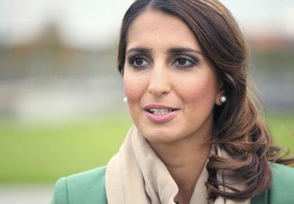 Nasima Razmyar: älä pelkää, kokeile rohkeasti asioita mukavuusalueesi ulkopuolelta